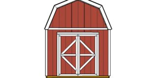 Barn Shed Doors Plans