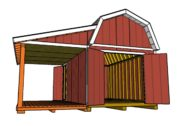 Building Barn Shed Doors Plans