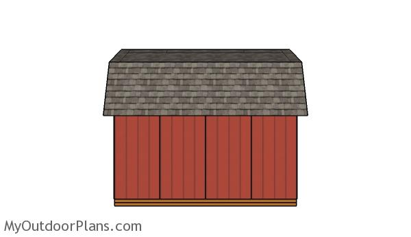 14x16-barn-shed-plans-side-view