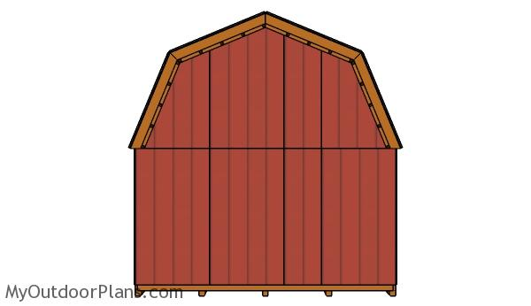 14x16-shed-plans-back-view