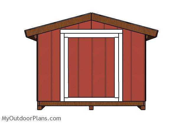 8x12-short-shed-plans-front-view