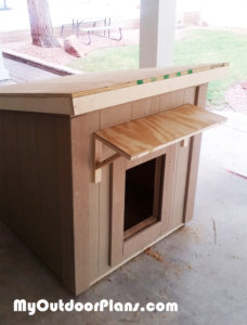 building-an-insulated-dog-house