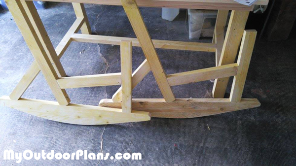 Diy Rocking Chair Myoutdoorplans Free Woodworking Plans