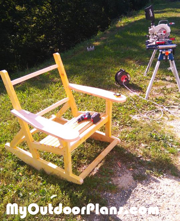 chair-frame