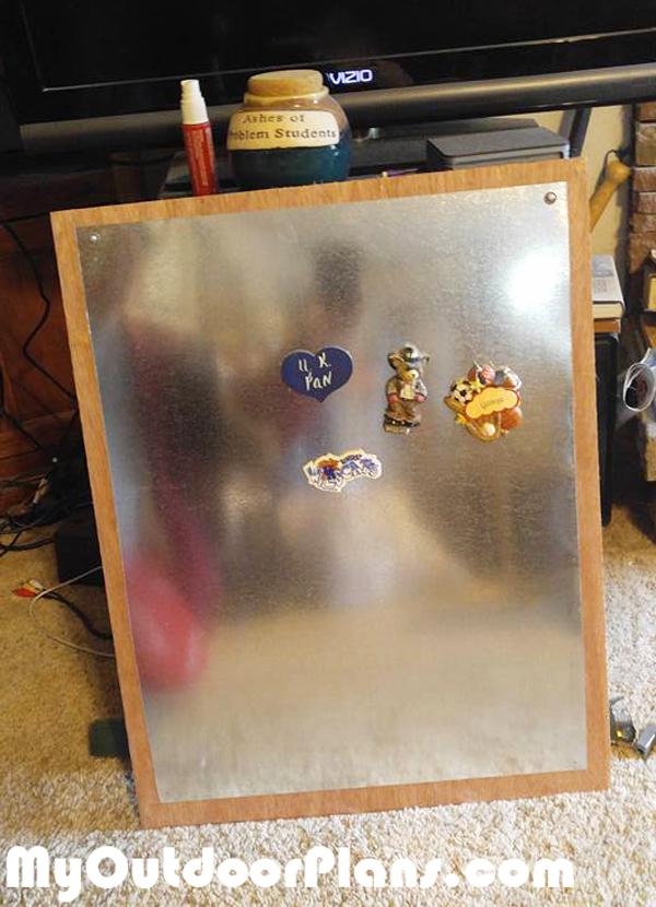 DIY Magnet Sign