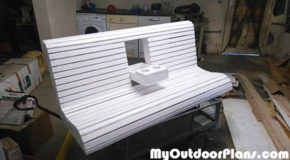 Diy Wooden Porch Swing Bench