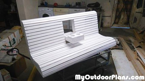 Diy Wooden Porch Swing Bench
