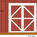 Large Shed Doors Plans