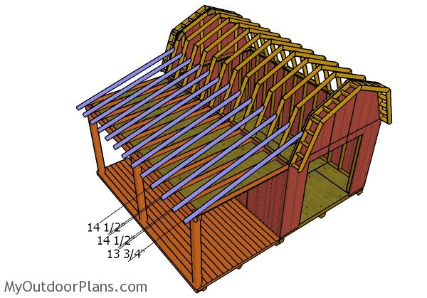 fitting-the-porch-rafters