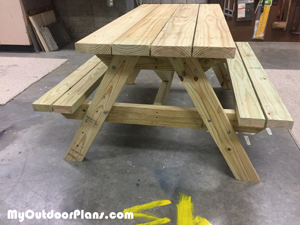 wood-picnic-table