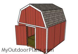 12x12-gambrel-shed-plans