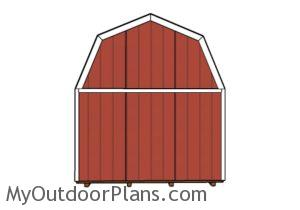 12x12-gambrel-shed-plans-back-view