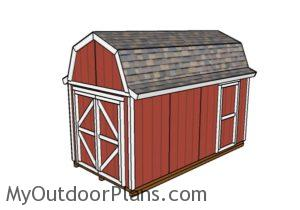 8x16-gambrel-shed-plans