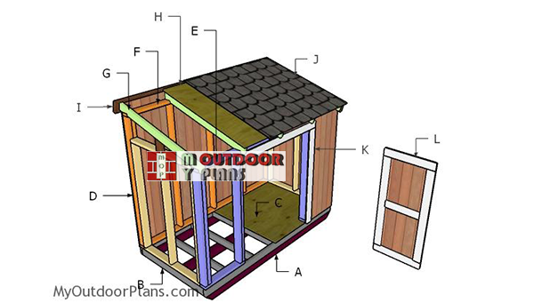 Building-a-4x8-short-shed