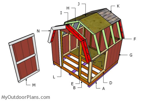 building-a-8x8-short-barn-shed
