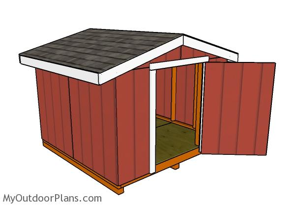 building-a-8x8-short-shed-with-gable-roof