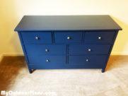 DIY Wide Dresser