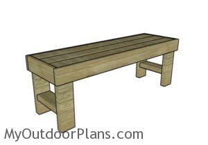 easy-to-build-bench-plans