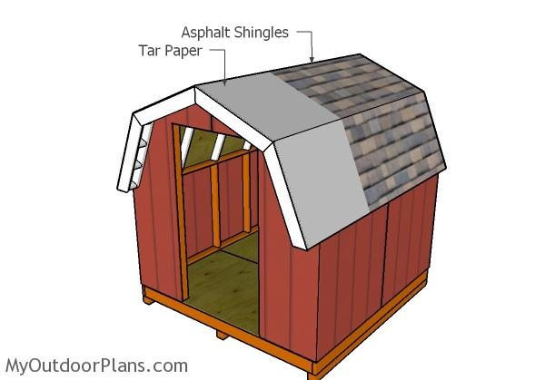 fitting-the-roofing