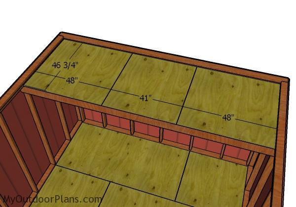 12x12 Gambrel Shed Roof Plans Myoutdoorplans Free