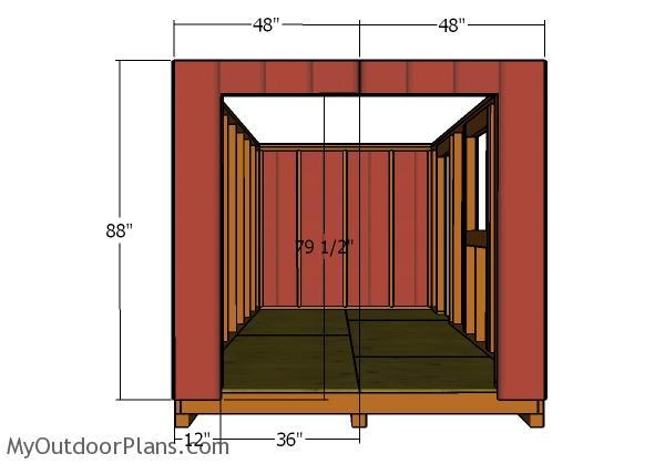 siding-wall-with-door