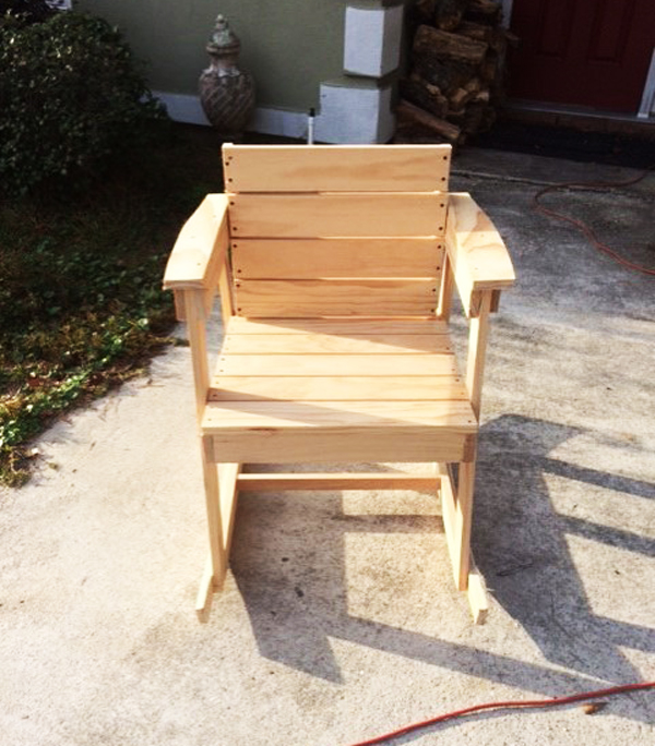 Building-a-wood-rocking-chair