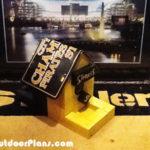 City of Champions Bird House