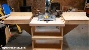 Bench-leaf-open-with-saw