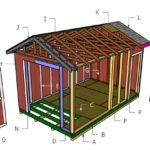 Building a 10x16 shed
