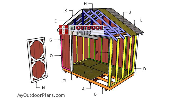 Building-a-12x8-shed