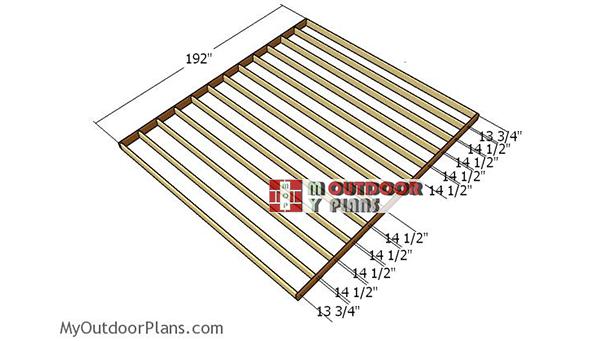 Building-a-14x16-floor-frame