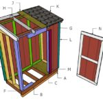 3×6 Lean to Shed Roof Plans