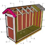 4×12 Gable Roof Plans
