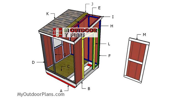 Building-an-ice-shanty