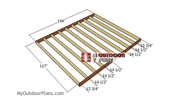 Building-the-10x12-shed-floor