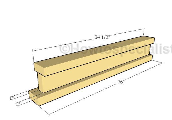 Building the I-beam