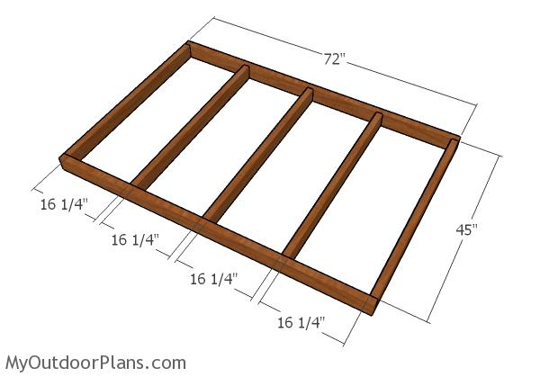 Deer Blind Plans 4x6 Myoutdoorplans Free Woodworking