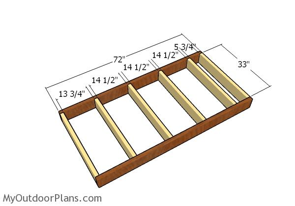 3x6 Lean To Shed Plans Myoutdoorplans Free Woodworking