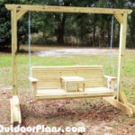 DIY Swing with Stand