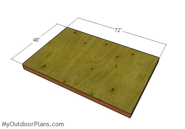 Fitting the floor