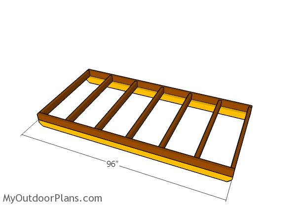 4x8 Ice S Plans | MyOutdoorPlans | Free Woodworking ... Ice Fish House Plans on ice house on wheels plans, ice house design plans, ice house ideas, portable ice house plans, bluebird house plans, shack ice fishing house plans, ice house construction plans, ice house frames, ski house plans, homemade ice house plans,