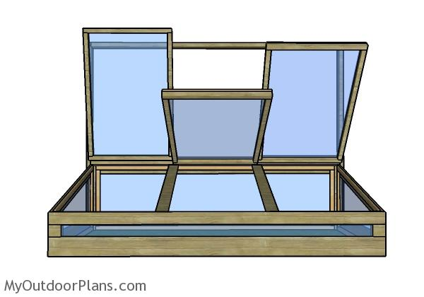 a frame plans free building the lids for the cold frame myoutdoorplans 15608