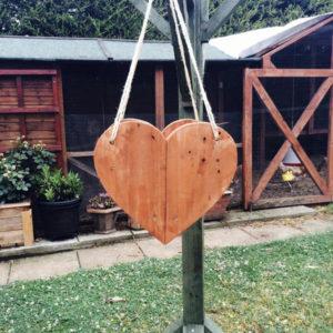 Heart-bird-feeder