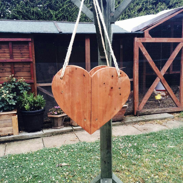 Heart-bird-feeder
