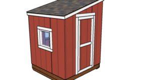 Portable Ice Shanty Plans