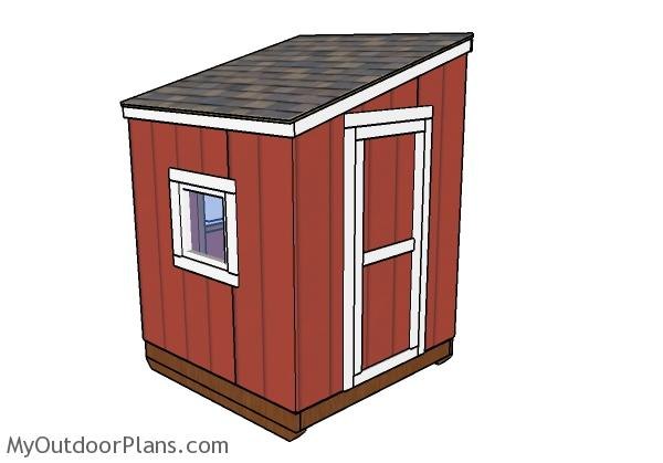 Portable Ice Shanty Plans