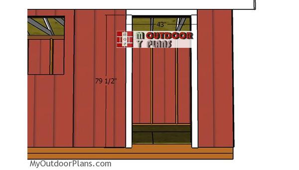 Side-door-jambs