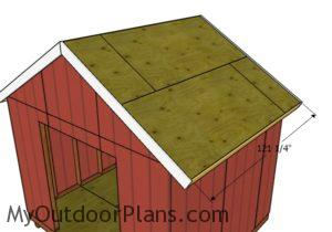 Side roof - Trims