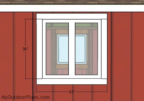 Side window - Trims