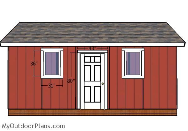 Window and door trims